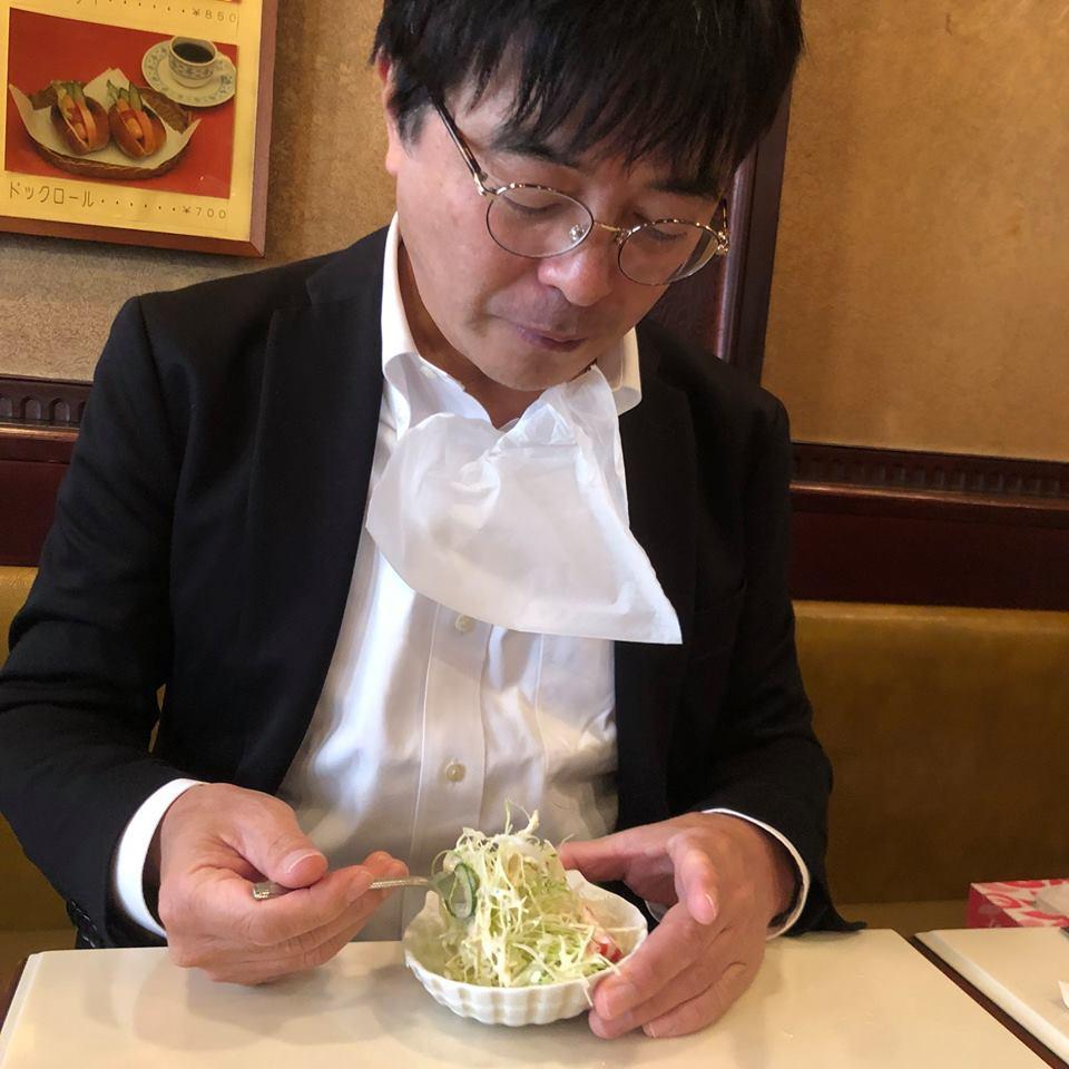 高田鳥場こと鹿毛康司