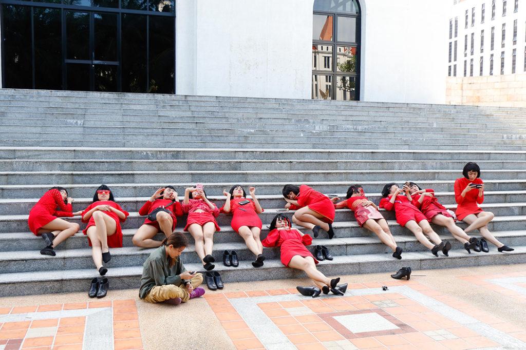タイは暑いたい!